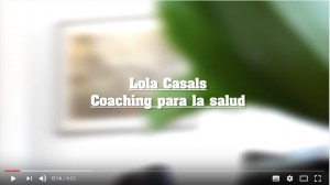 Lola Casals. coaching per a la salut.